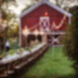 intimate rustic Barn Wedding the berkshires