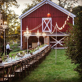 intimate rustic Barn Wedding the berkshires