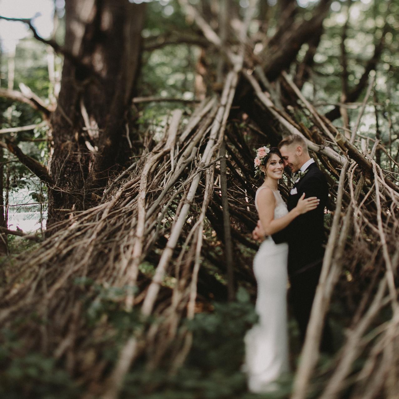 wedding careering in new england