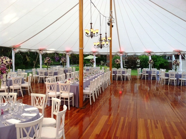 Photo: via Classical Tents and Party Goods