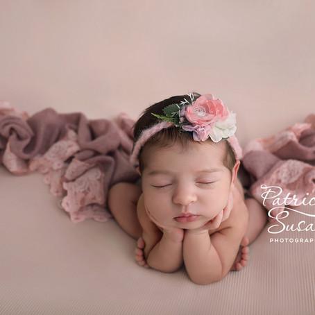 Sessão fotográfica de Recém-Nascido/Newborn