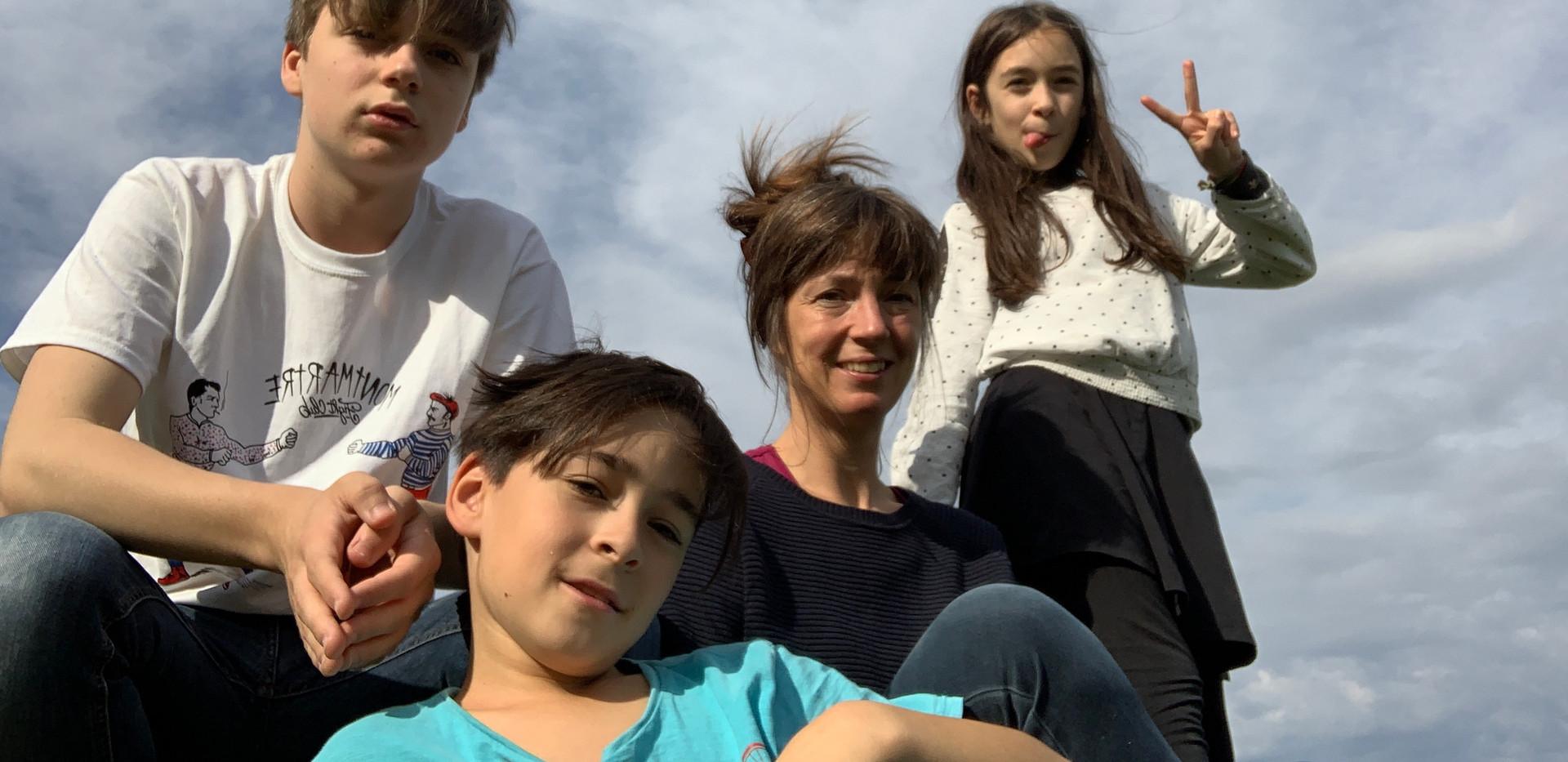 Familie Ehrenberg