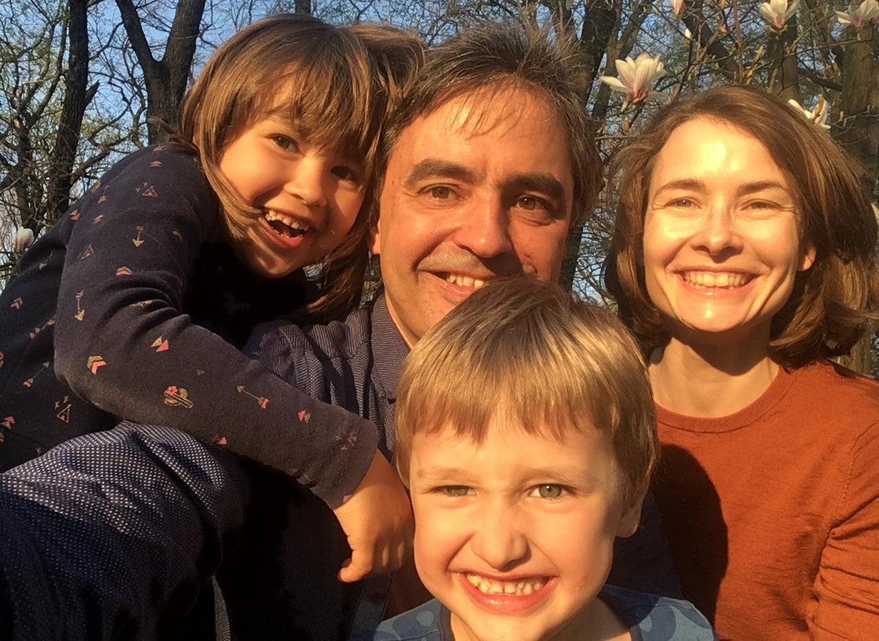 Familie Quednau