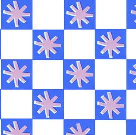 repeat pattern stars