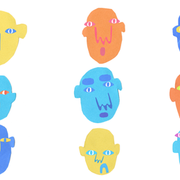 Face page