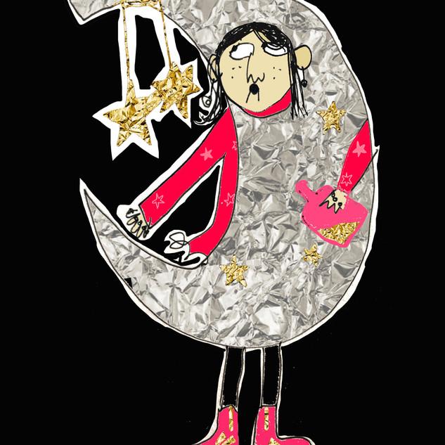 'moon gal'