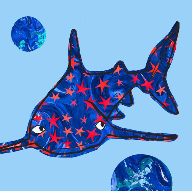 'space shark'