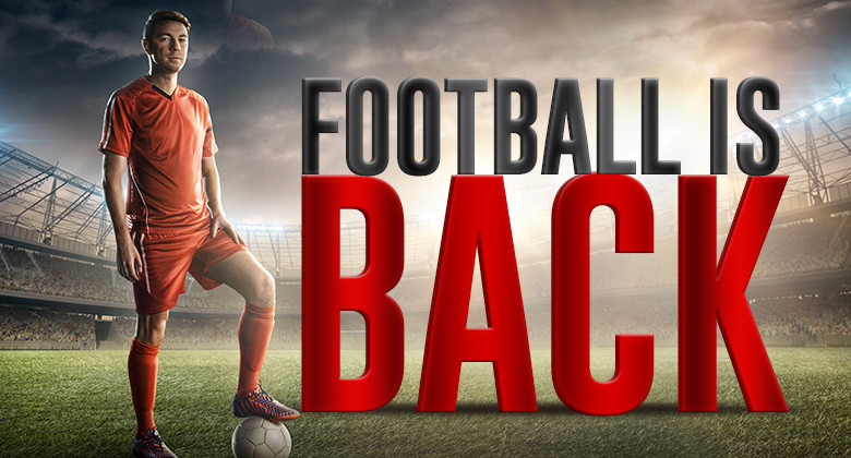 Football is Back at AFC Southgate