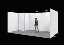 Stand modulaire 3 murs