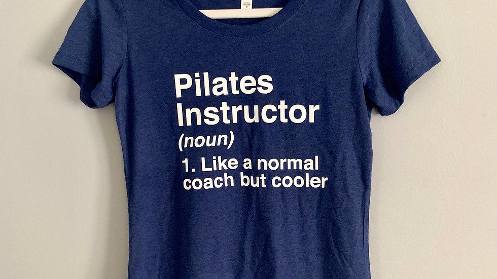 Pilates Instructor Tee