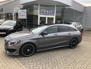 MERCEDES CLA220 SHOOTING BRAKE