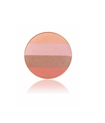 Stripe Bronzer Refill, Peaches and Cream, Jane Iredale