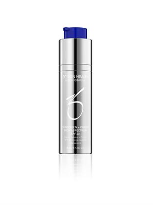 Sunscreen and Primer, ZO, 30ml