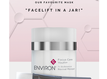 Environ's Revival Masque 'Facelift in a Jar'!