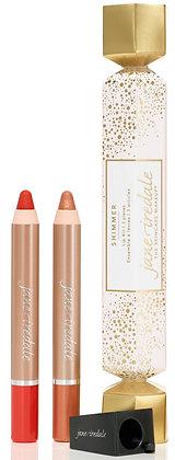 Shimmer Lip Kit from Jane Iredale
