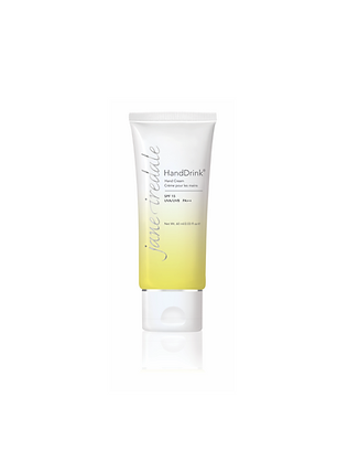 Hand Drink Hand Cream, Lemongrass, 60mls, Jane Iredale