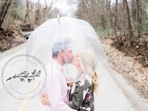 Sweet Rainy Day Mini Session