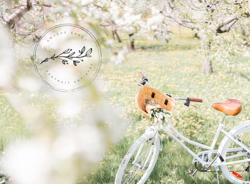 Apple Blossom Fashion