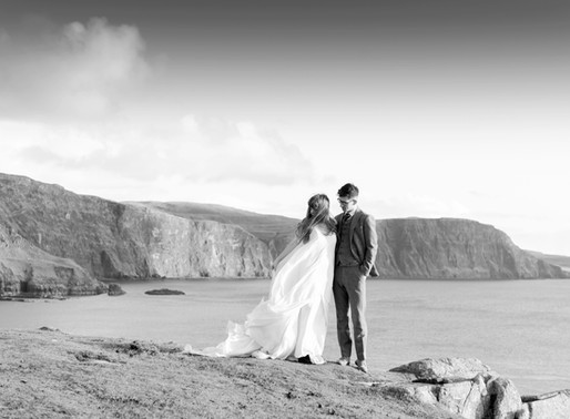 Isle of Skye November Elopement