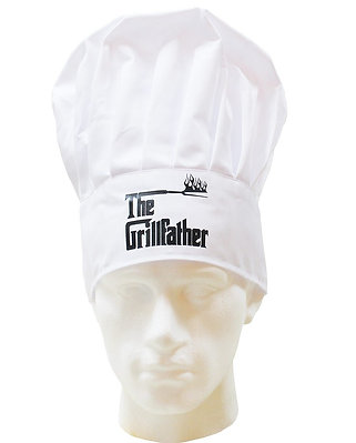 Grillfather Chef Hat
