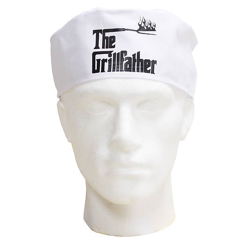 Grillfather Skull Cap