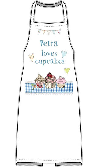 Loves Cupcakes Apron