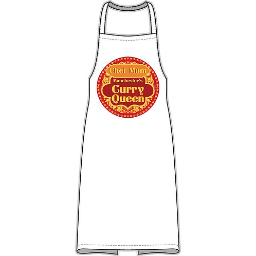 Curry Queen Apron