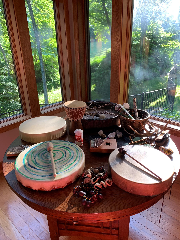 Sound Healing & Restorative Yoga Retreat