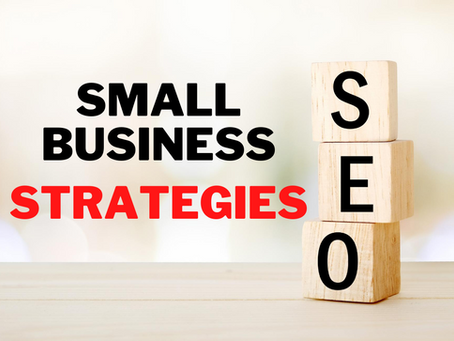 SEO Strategies for Small Business