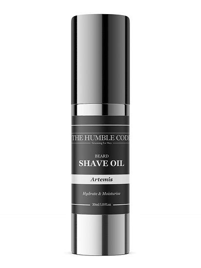 Artemis Shave oil