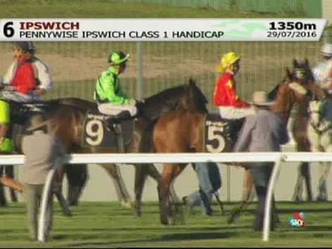 Viva Racing's Bancroft wins at Ipswich on 29 July 2016