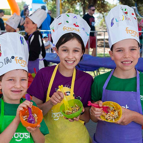 FOOST KIDS COOKING CLASSES