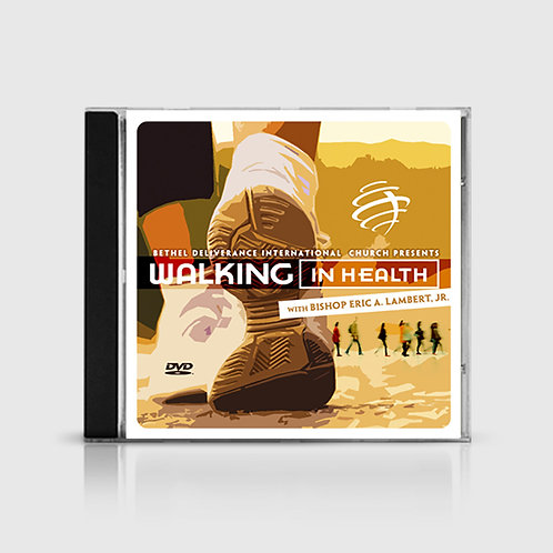 DVD | Walking in Health: 3 Part Series
