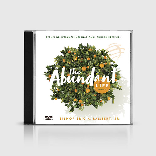 DVD | The Abundant Life: 3 Part Series