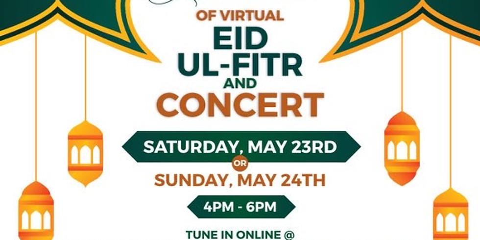 Virtual Eid Concert