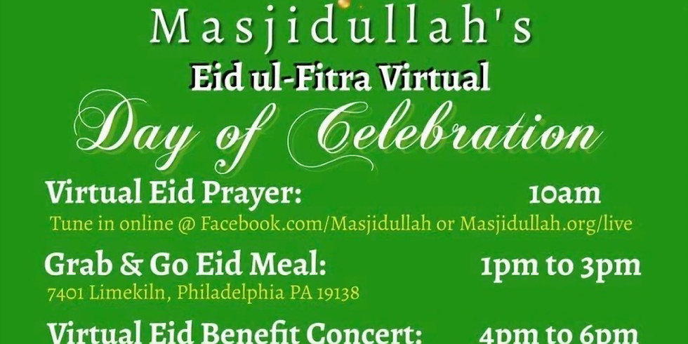 Virtual Eid Prayer