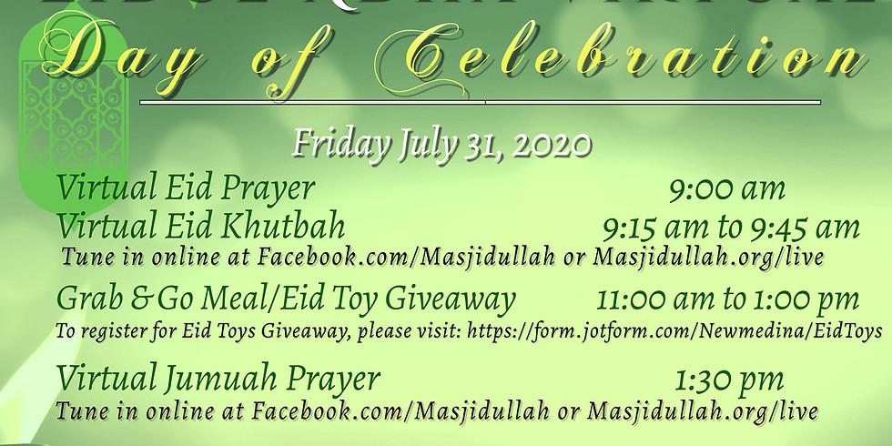 Eidul Adha Celebration 2020