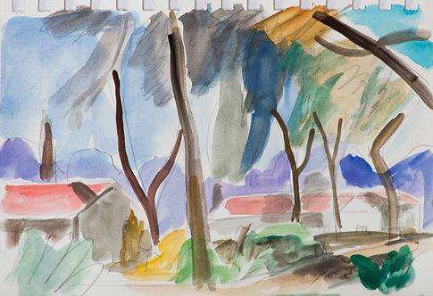 Watercolour 8549