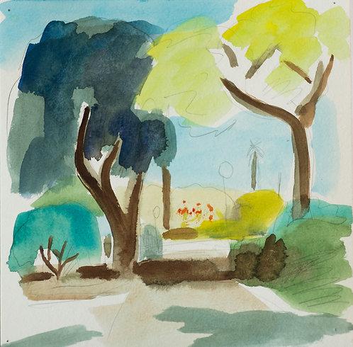 Watercolour 8455