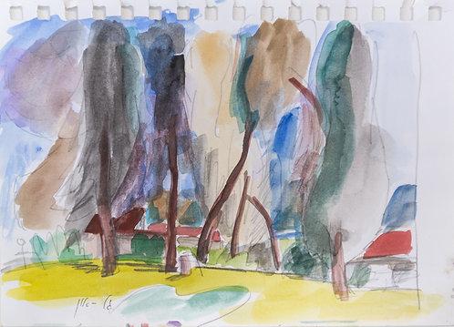 Watercolour 8912