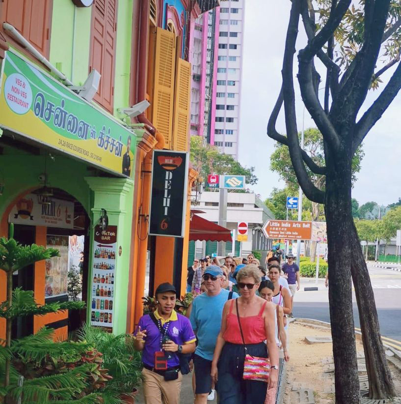 Little India Walking Tours in Singapore