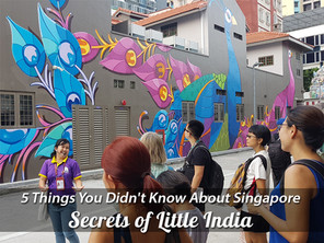 5 Things You Didn't Know About Singapore - Secrets of Little India