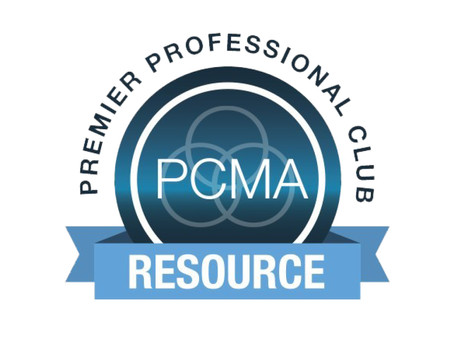 New Premier Professional Club Resource Partner for the PCMA