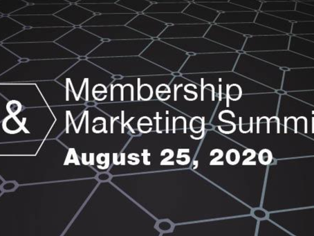 Membership Marketing Summit with CMAA