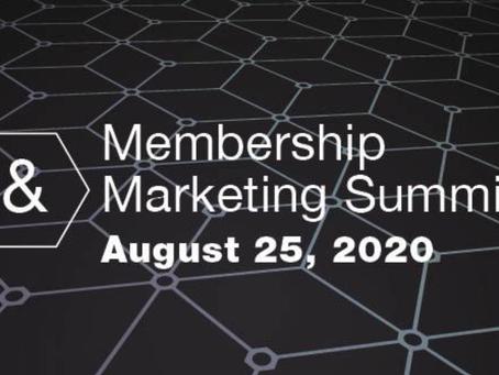 Membership Marketing Summit with CMAA