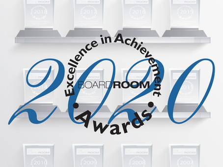 """""""Membership Marketing Firm of the Year"""" - Excellence in Achievement Award for 2020"""