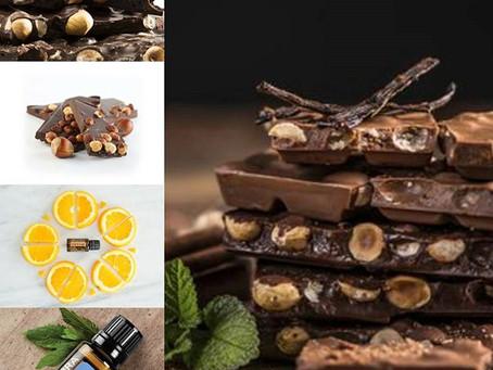 As tu envie d'un moment super cosy douceur avec toi/ à deux ? / Recette chocolat huiles essentie