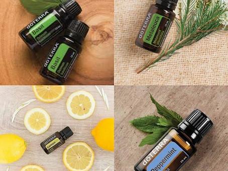 Les incontournables pour une hygiène & fraicheur buccale express avec les huiles essentielles do