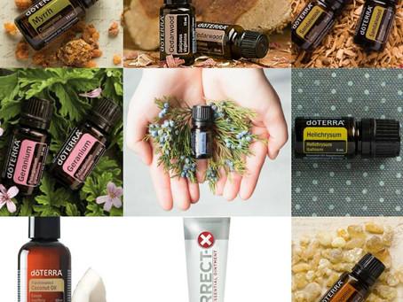 Cernes, vergetures, voici une recette express pour guérir ta belle peau de déesse avec les huiles es