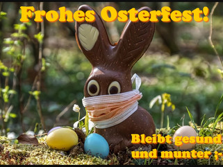 Frohe Ostern^^